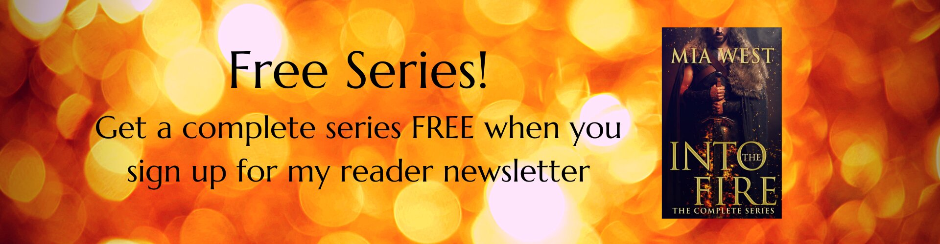 2 free books for newsletter sign up